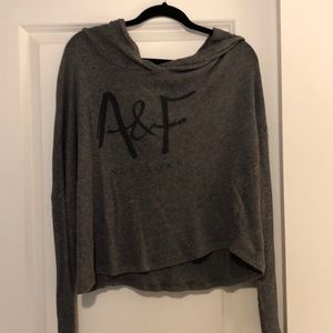 Grey Sweater by Abercrombie & Fitch
